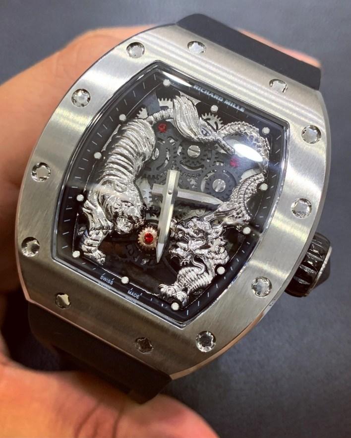 Đồng hồ RM Long Hổ