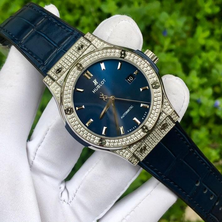 Đồng hồ Hublot Full Diamond