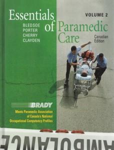 Essentials of Paramedic Care Volume 2 book cover