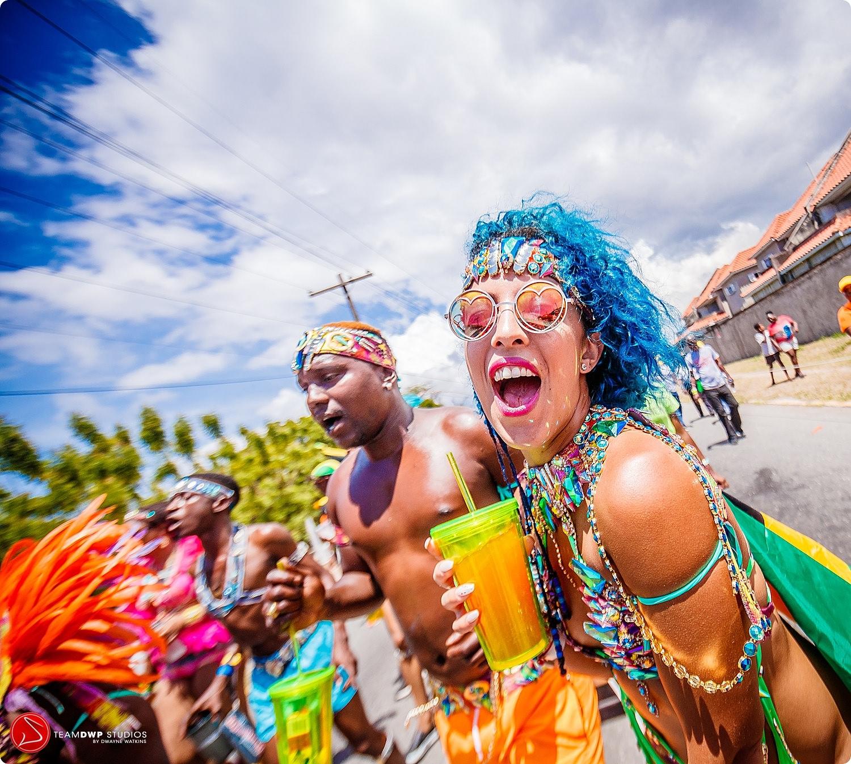 TeamDWP Studios By Dwayne Watkins BACCHANAL JAMAICA 2018 TEAMDWP STYLE