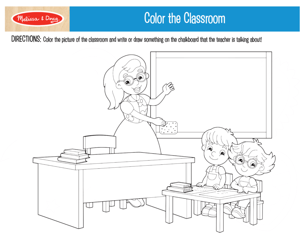 My Teddy Bear Worksheet Trace Color Super Simple