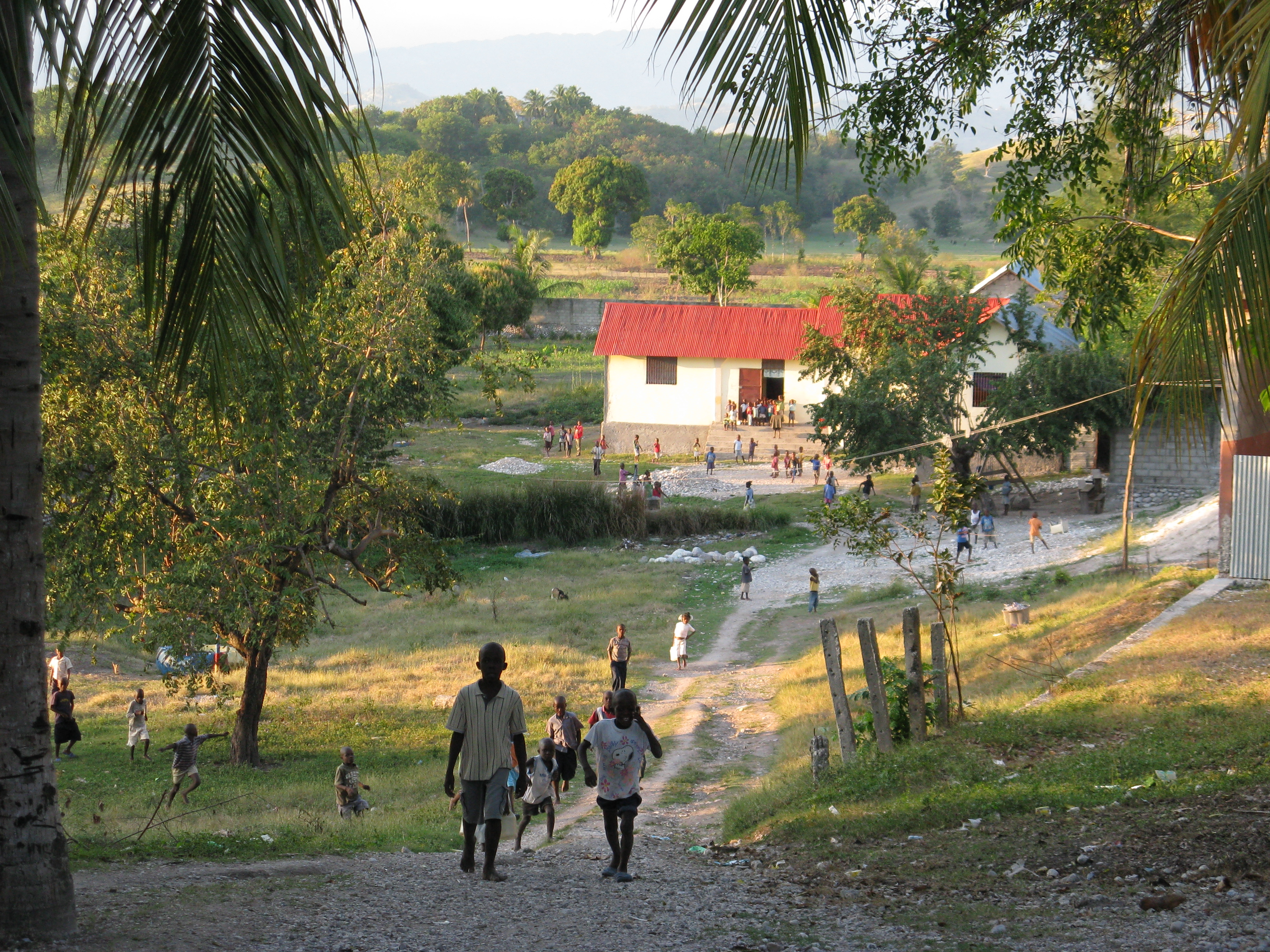 Orphan Home in Haiti