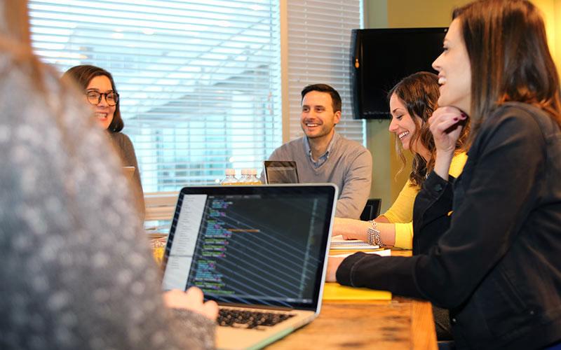 Web design company-client communication