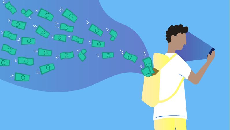 Làm thế nào để có được dòng tiền nhanh hơn