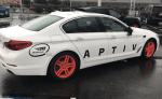 APTIV car