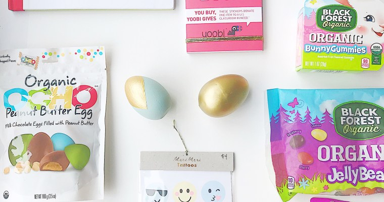 MODERN EASTER BASKETS