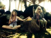 Lynn-Maia at ceremony on Kaua'i