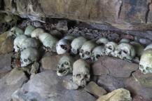 Cave of Skulls, Melanesia