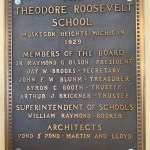 The Theodore Roosevelt School was renovated into 25 apartments in 2017
