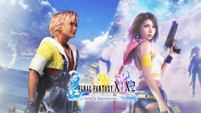 final fantasy x/x-2 hd remaster free download