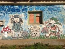 More Camino artwork.