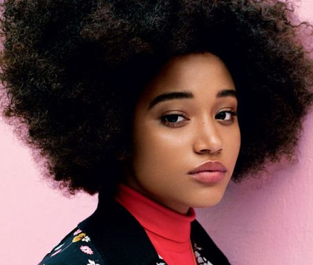 Black Women Share Their Hair Stories Ft Amandla Stenberg Teen Vogue Videos The Scene