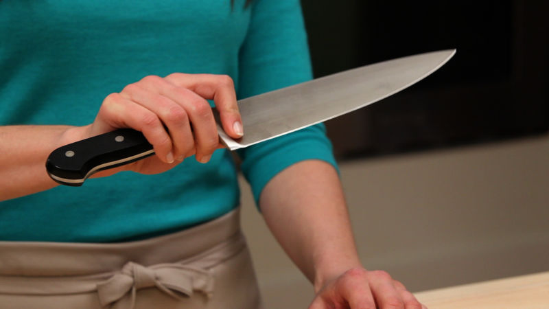 Chefs Knives Do Use What