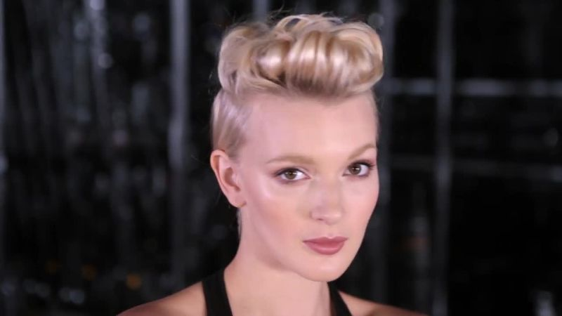 Watch Hey Hair Genius How To Take Short Hair From Day