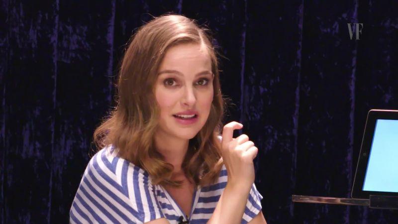 Watch Secret Talent Theatre Natalie Portman Teaches You