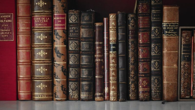 Watch The Oddest Terms Used For Antique Books Explained The New Yorker Video Cne
