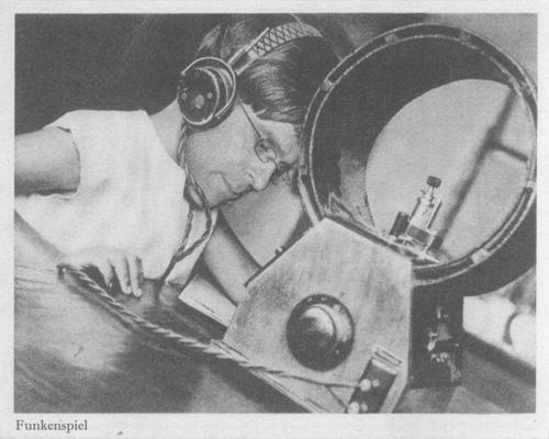 Funkenspiel by David W Halsell