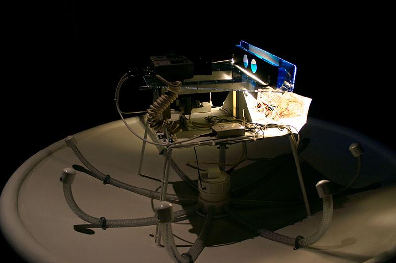 Extra Sensory Wave Device by David W. Halsell