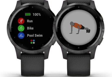 Garmin Vivoactive 4S Golf GPS Watch Review
