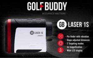 Golf Buddy Laser 1s Rangefinder Review 1