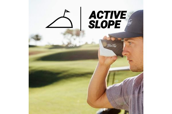 Blue Tees S2 Pro Slope Golf Rangefinder with slope Review