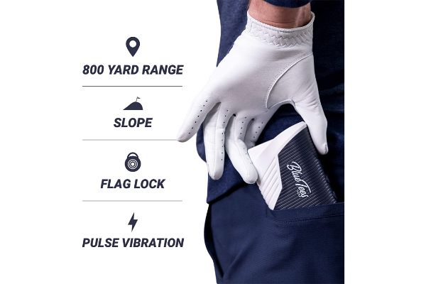 Blue Tees S2 Pro Slope Golf Rangefinder Review