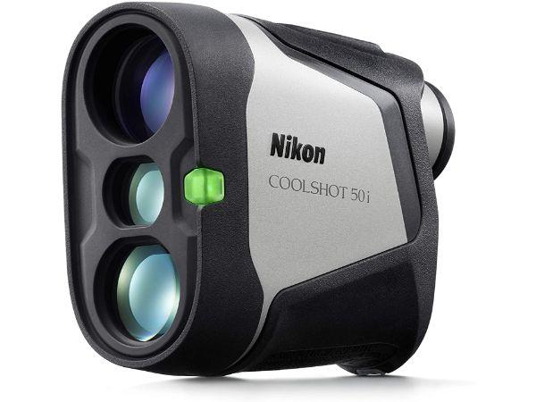 Nikon COOLSHOT 50i Golf Rangefinder With Slope
