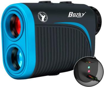 Rechargeable Golf Rangefinder with slope under 100
