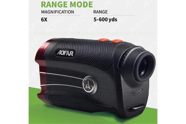 AOFAR Golf Hunting Rangefinder GX-2S 1