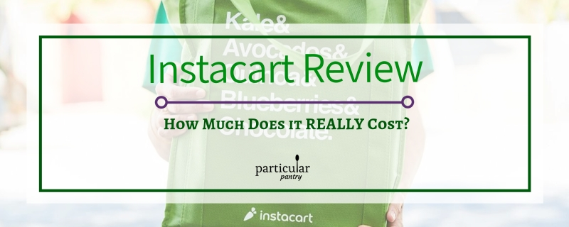 Instacart Review - New Price in 2019 - Is it Worth it?