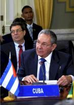 President Rául Castro