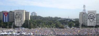 Crowd @ mass