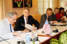 U.S. delegation