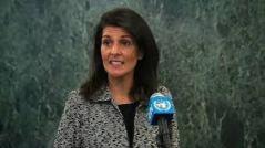 Ambassador Haley @ U.N.