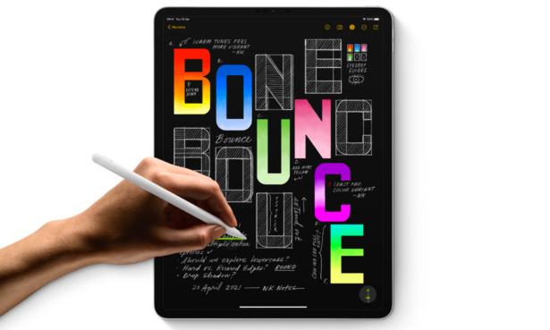 iPad Pro 2021 with M1 processor