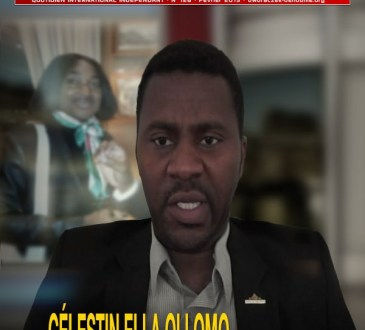 CELESTIN ELLA OLLOMO DENONCE LES FAUSSAIRES  DE LA CONVENTION DE LA DIASPORA GABONAISE