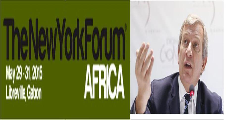 Gabon Richard Attias Où est passé le New York Forum AFRICA 2015 01 - Gabon : Pourquoi  le NEW-YORK FORUM AFRICA 2015 a-t-il été reporté?