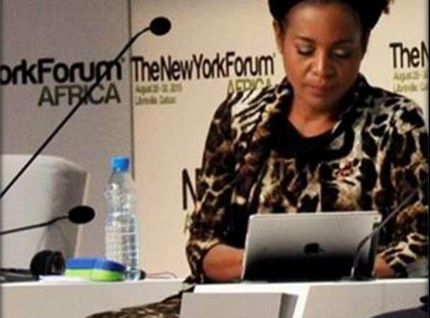 GABON NYFA 2015 Michaëlle Jean La Secrétaire générale lance le Fonds Francophone pour l'innovation numérique  - GABON-NYFA 2015 : Michaëlle Jean lance le  Fonds  Francophone  pour l'innovation  numérique