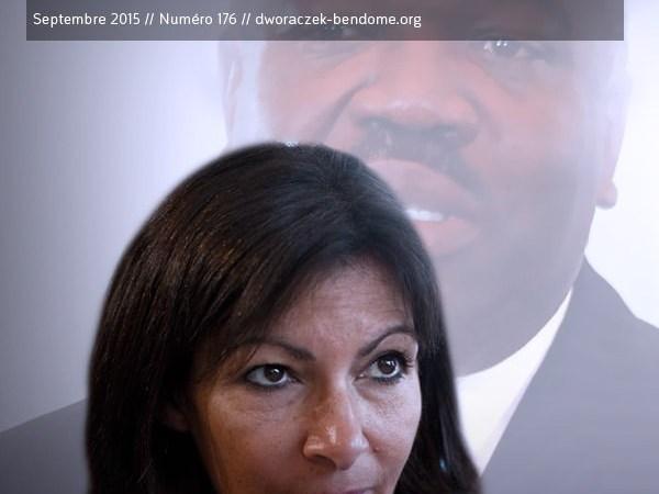 Gabon La destination en vogue ANNE HIDALGO à Libreville Samedi 5 septembre - Gabon: ANNE HIDALGO  à Libreville, samedi 5 septembre 2015