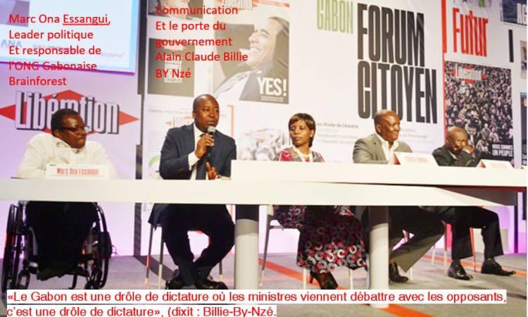 DÉLIQUESCENCE FINANCIÈRE : LE QUOTIDIEN LIBERATION Á LA SOUPE AU GABON