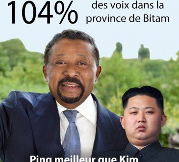Pourquoi Jean Ping crie mordicus à la fraude ?