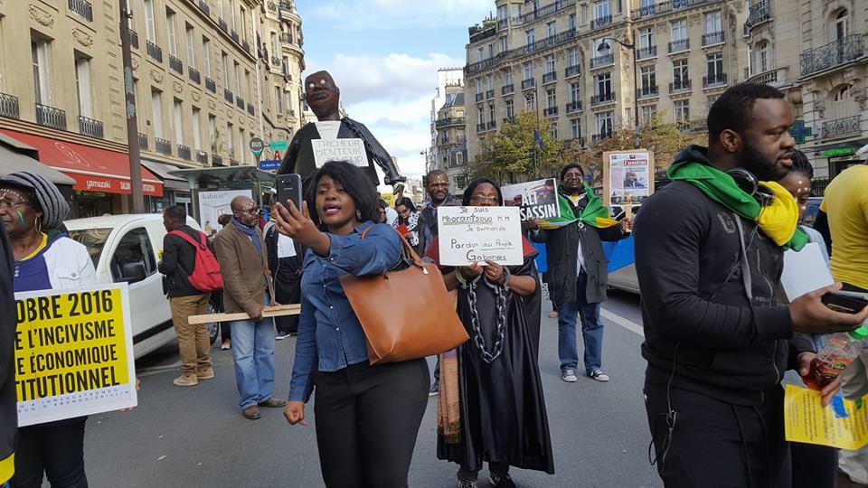 France : La marche de la diaspora ce samedi 15 octobre 2016