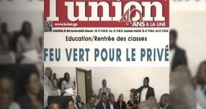 reprise des cours pour les écoles privées, le service public reste fermer