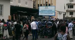 KO général mardi dans tous les bureaux de La Poste à Libreville