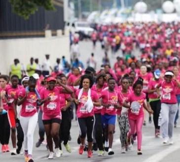 Agenda: Marathon du Gabon, le 26 novembre 2016