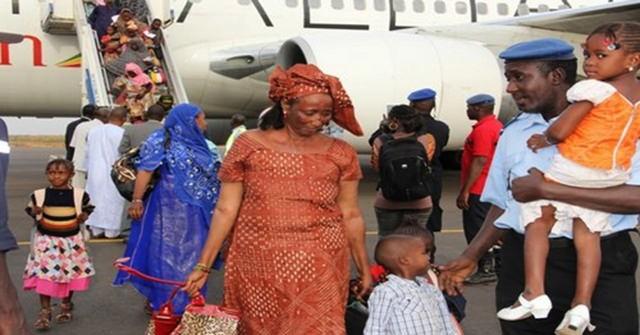 Rapatriement senegalais - Migration : 2/3 des Sénégalais du Gabon prêts à regagner le bercail