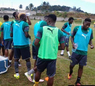 Eliminatoire Mondial 2018 : Le Gabon sans Lloyd Palun et Musavu King contre le Maroc ce samedi