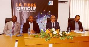 Gabon Telecom : La fibre optique à portée des résidentiels