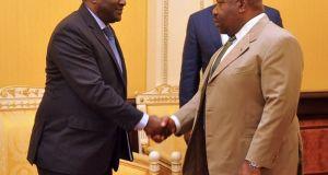 La chute des cours des matières premières est inquiète l'Afrique centrale (Abaga Nchama)