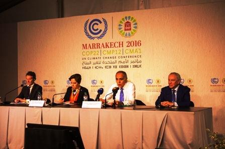 bilan a mi parcours de la cop 22 - Bilan à mi-parcours de la COP 22